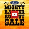 Mighty Ranger Runout Sale