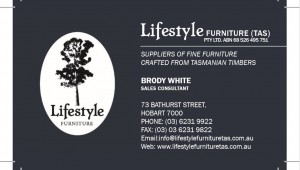 Lifestyle Business Cards