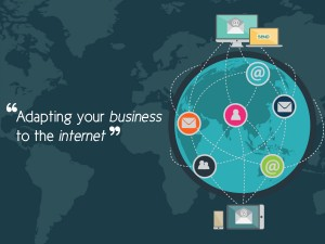 Adapting your business to the internet 2
