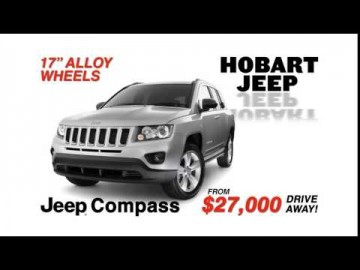 Hobart Jeep - Compass