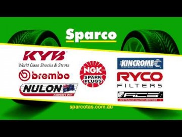 Sparco Spare Parts
