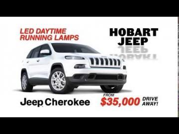 Hobart Jeep - Jeep Cherokee