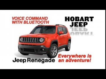 Hobart Jeep - Renegade