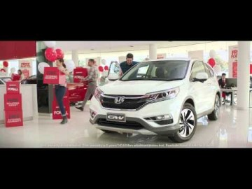 Honda Central - Free For All - End Of Financial Year Clearance - TVC