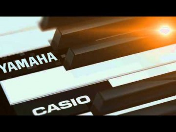 McCann's Music - Piano Keys 1