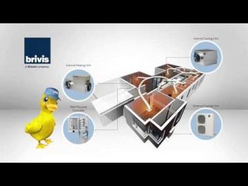 Howrah Plumbing - Brivis Ducted Heating TVC