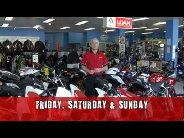 Horizon Motorcycles - 3 day sale