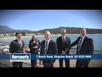 "Harcourts Kingborough TVC 10"" Version 2"