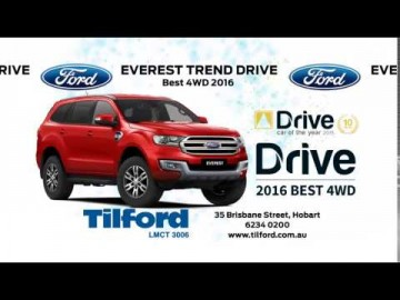 Everest Trend Drive 2017