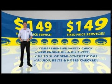 $149 Fixed Price Service - Cooper Automotive
