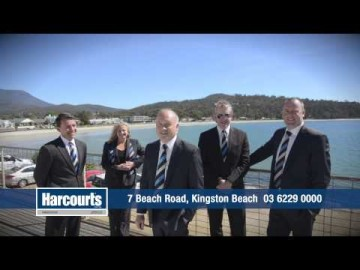 "Harcourts Kingborough TVC 30"" Version"