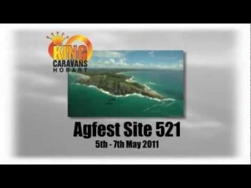 King Caravans - Agfest 2011