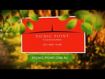 Picnic Point Toowoomba - Wedding