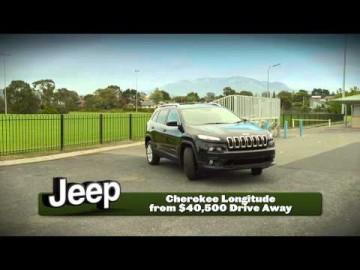 Hobart Jeep - Jeep Cherokee TV Ad