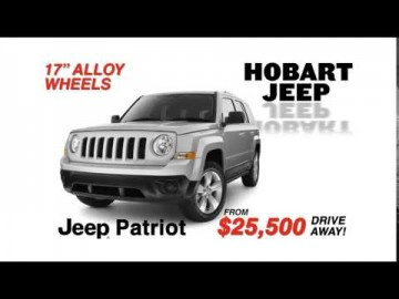 Hobart Jeep - Patriot
