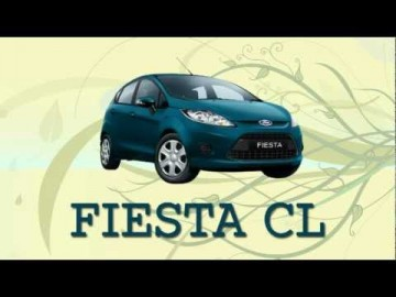 Ford Fiesta CL - Tilford Auto Group