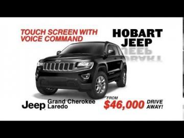 Hobart Jeep - Grand Cherokee Laredo