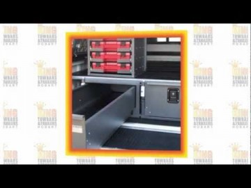 King Towbars & Trailers - Workvan