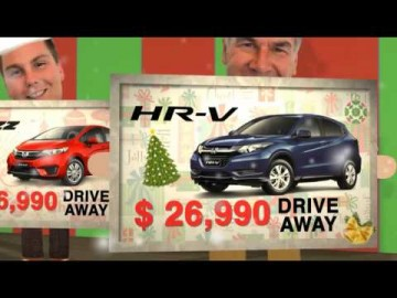 Honda Central - Christmas Sale