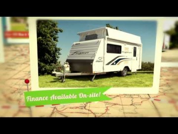 King Caravans Expo 2014 TVC