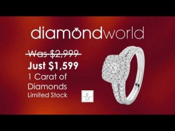 Diamond World Massive Sale TVC