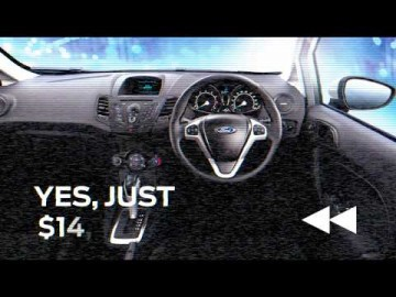 Tilford - Ford Fiesta 2014 Plate Clearance TVC