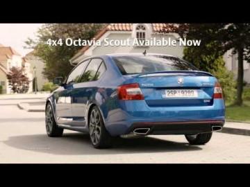 Hobart Škoda Octavia TVC